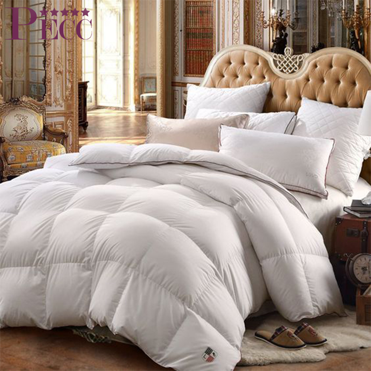 Natural Comfort New Coming Home Textil Whoesale Bedding Down Quilt