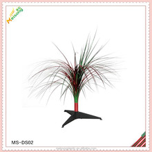 metallic gift decoration products with plastic bases