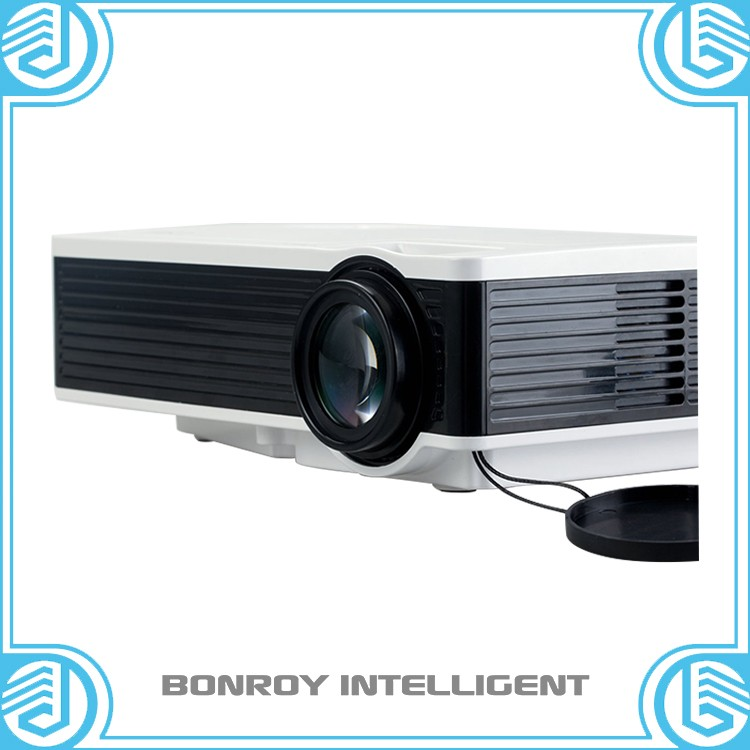Home theater hd 1080p digital overhead device portable 1500 lumens lcd led projector