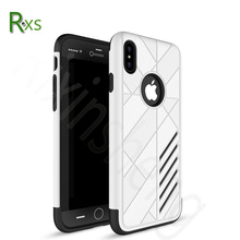 Wholesale TPU+PC Armor Hybrid Phone Case For Iphone X Latest Mobile Phone case