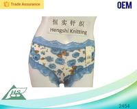 Promotion fashionable patterns panties with sleeve for girls