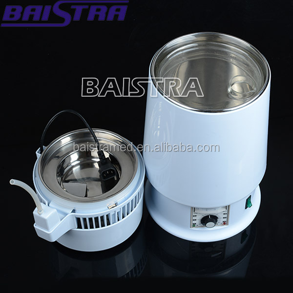 Household stainless steel electric countertop alcohol distiller for sale