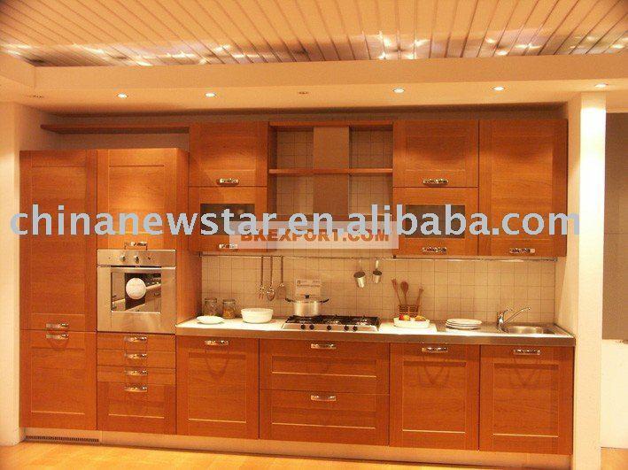 Vendo mueble cocina gabinete de madera maciza mueble for Vendo muebles cocina