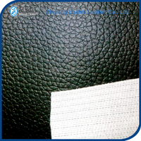 sofa leather chair seat cover fabric leather pvc pu raw leather fabric
