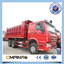Sinotruk daewoo dump truck new 10 wheels 30ton capacity hot sale