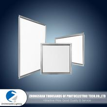 Workshop 30x60 cm 36W 40W 48W silver aluminum frame CB FCC slim panel led light