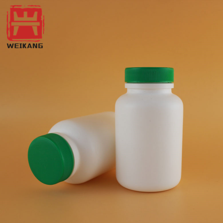 150 cc empty vitamin supplement bottles plastic medicine pill bottles with sealer