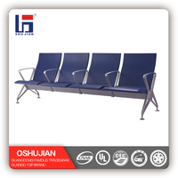 4-seat airport chair waiting area SJ9063