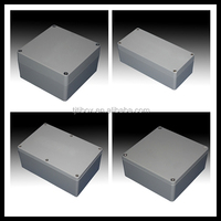 HOT SELLING case aluminum network distribution box for electrical industry
