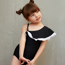 Kid Swimwear Girl Swimsuit Baby Little Suit Bathing Swimming Child Swim