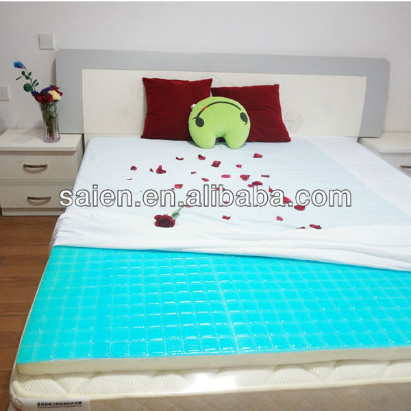 wholesale sofa bed child round waterbed pu foam scrap in mattress
