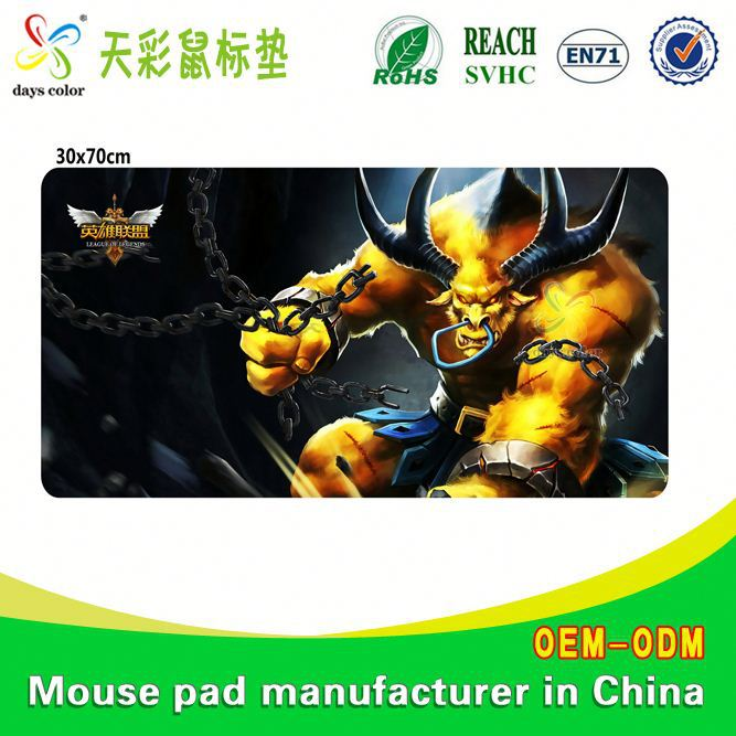 Lowest Price Promotional Laptop Logo Printed Neoprene Mouse Pad