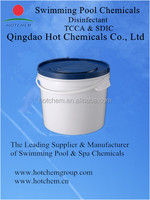 Water Treatment Chemicals Disinfectant Trichloroisocyanuric Acid TCCA 90%