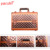 Yaeshii Professional Easy carry Aluminum cosmetic beauty vanity  box portable makeup train case