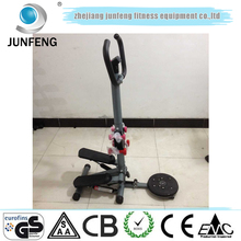 Latest Style High Quality Exercise Stepper With Handlebar