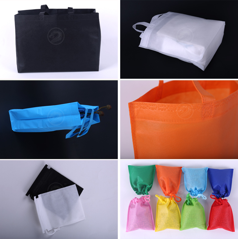 Non Woven Bag Shopping Bag for Promotion Gift Shoes Christmas Non Woven Handle Bag