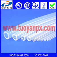 Soft pvc insulation tube for Vehicle mirror beam line