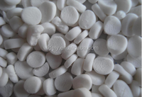 CaCo3 / Calcium Carbonate Filler Masterbatch for plastic materials Masterbatch forPP PE