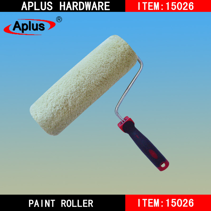 paint roller brush design 5mm inner foam acrylic paint roll