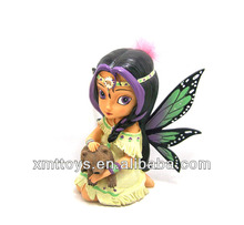customized small plastic fairy figurines