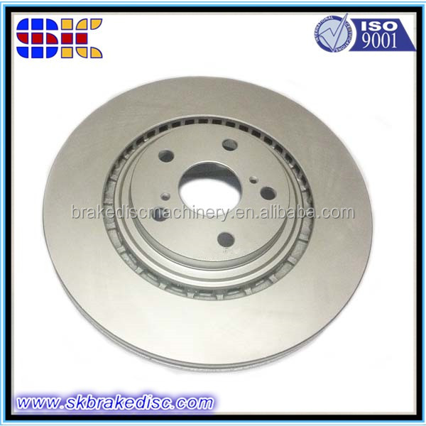 high quality auto brake disc for auto/racing with balance test