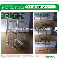 china manufacturer folding handle logistic trolley in Material/Handling