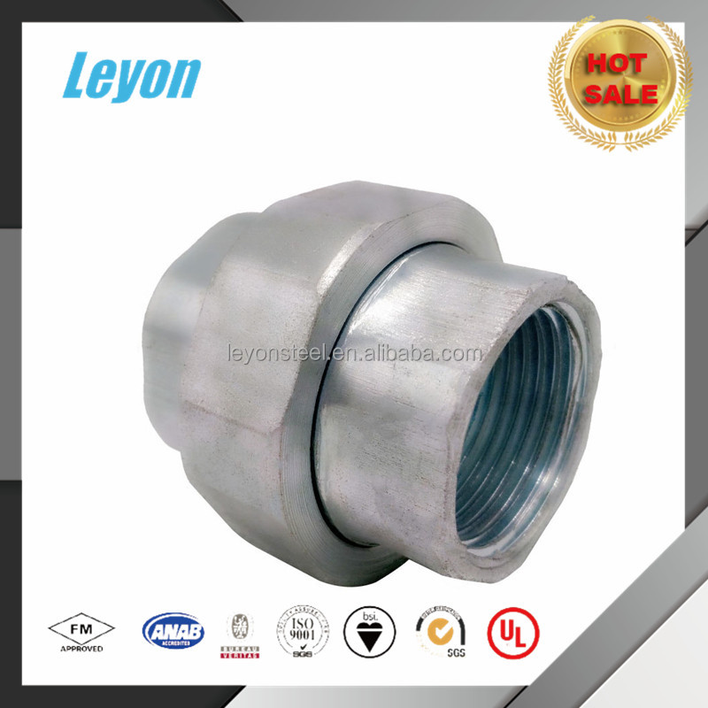 gi pipe fittings bend heavy duty electrical equipment and parts union