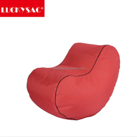 Cool Custom Made Inflatables Sofa Chair Single Bean Bag Lounge Chair For Livingroom