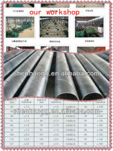 API 5L PSL2 oil transportation ASTM A53(CHINA) welded spiral carbon steel pipe