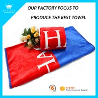 Promotion Beach Towel High Quality Custom Cotton Beach Towel With Low Price