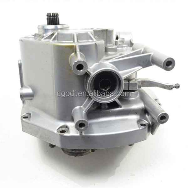 Alibaba qualified supplier custom high quality motorcycle gearbox
