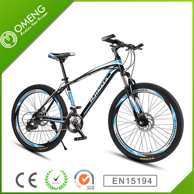 "Chinese Manufacturer steel Complete Mountain Bicycle 26"" for Men"