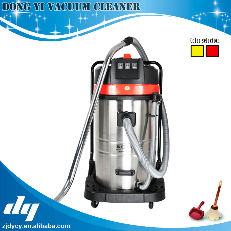 Industrial wet and dry vacuum cleaner ZD98 80L