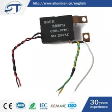 Electromagnetic Type High Power Sealed Electrical Equipment Import Goods From China Air Conditioner Relay