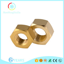 New product factory directly selling m2.5 brass nut