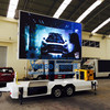 Outdoor Mobile Advertising Screen Trailer Yeeso