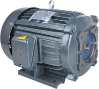 3 phase 3HP-4P-30L horizontal electrical motors for hydraulic