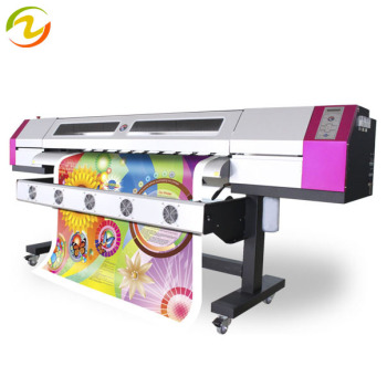 2.5M inkjet printer Galaxy UD-2512LC with 2pc dx5 printhead