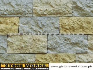 MANUFACTURED STONE WALL CLADDING - SANDSTONE Avondale