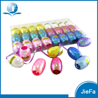 HOT SALE ! Cheap Gift Wrapping Plastic Materials Curling Ribbon Bow Eggs
