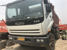 Used Isuzuu CXZ dump truck 25t for sale left-drive cabin Howo Shacman Beiben dump trucks 40t 25t howo 25t 40t tipper for sale
