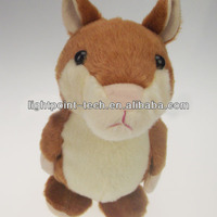 New products walking and talking hamster plush toys,hot sale hamster