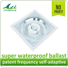 CL004 Low Price induction lamp office ceiling light indoor 80W