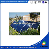 Swimming Pool Vacuum Tube Solar Collector - Jjl-PS58*1800mm, 20tubes