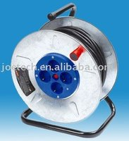 Cable Reels, power cord/ extension cord reel H05VV-F 3X1.5