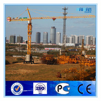 New Model HS6510 Travelling Tower Crane