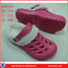 Women Fashion Garden EVA Warm Clogs