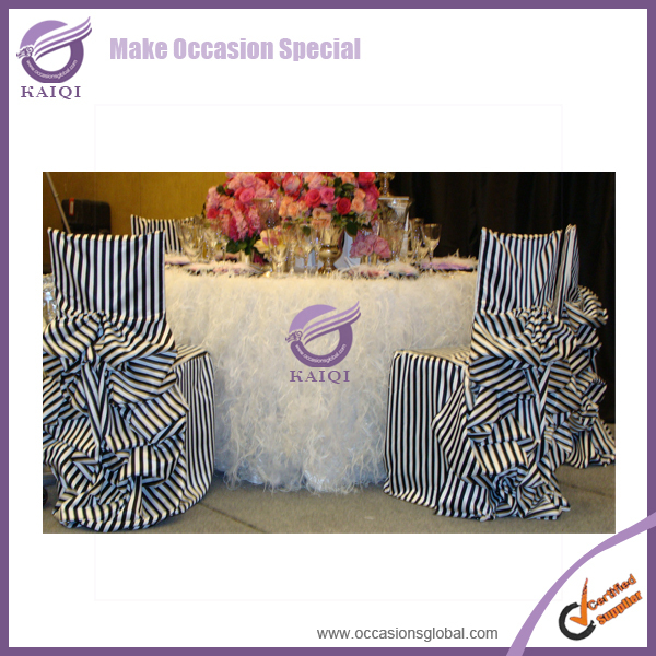 YT07452 event linen fancy new style wholesale wedding chair covers