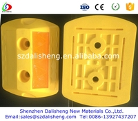 new high brightness plastic road stud for bus road