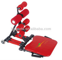 Abdominal exercise equipment machine as seen on tv